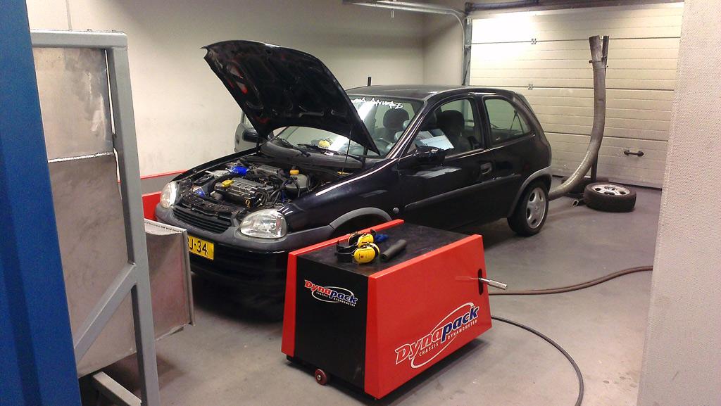VEMS PnP for the Opel Corsa B GSi 1 6 16V X16XE 10/1994 till