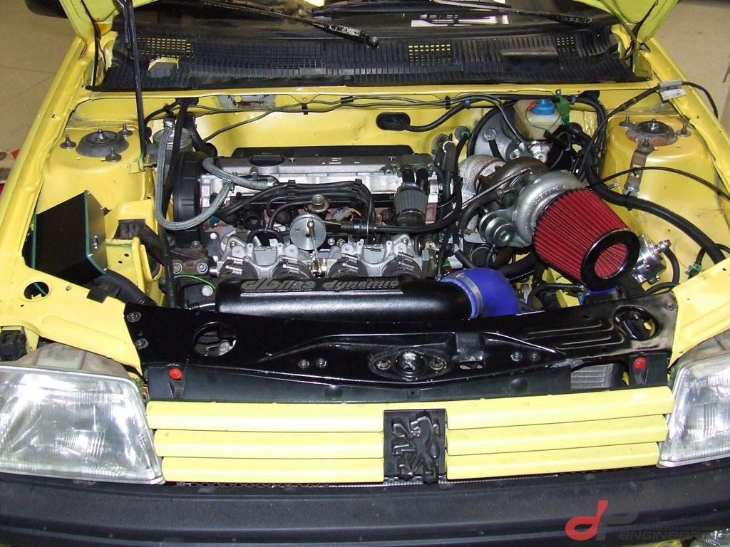 Peugeot 205 RFS 2.0 16v Turbo