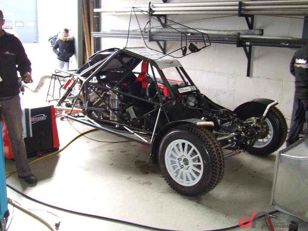 Sprinter LS7