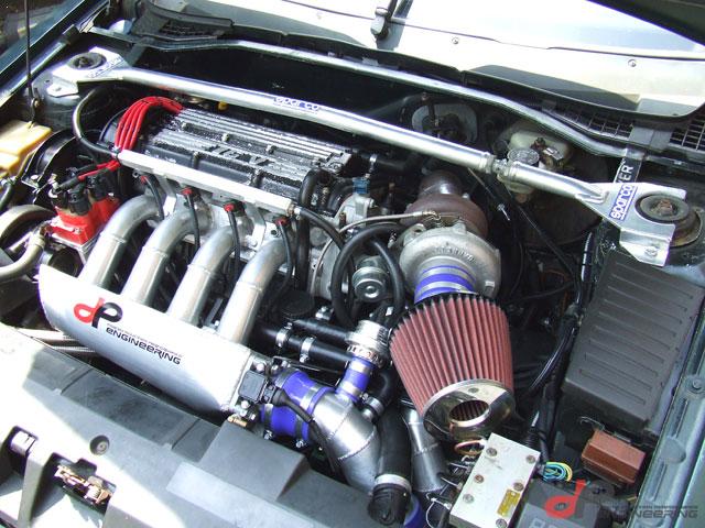 Citroën ZX XU10J4 Turbo GT2871R