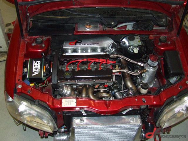 Peugeot 106 Gti Turbo Gt2871r