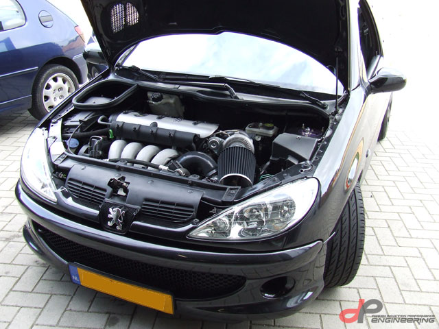 peugeot 206 rc turbo gt28rs phase1